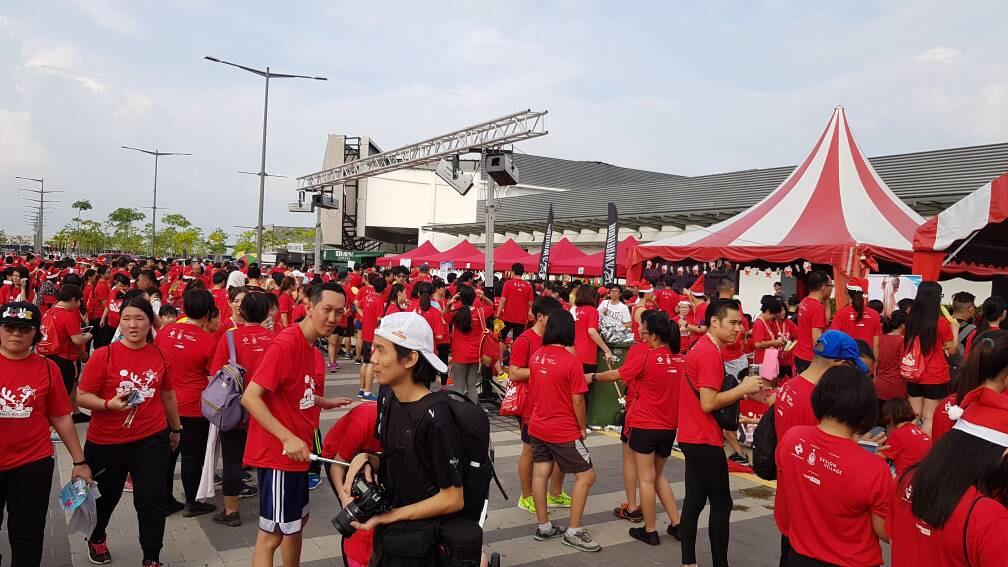 The 2nd Penang Christmas Run (10km)
